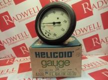 HELICOID 410R-4-1/2-FL-BK-W-30/300