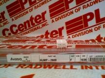 AVAGO TECHNOLOGIES US INC HLMP-2600