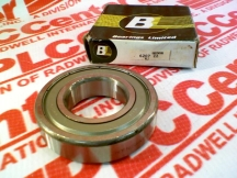BEARINGS LIMITED 6207-ZZ