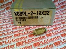 FLUID POWER DIVISION X68PL-2-10X32