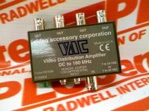 VAC CORPORATION 100-0-019