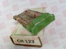 GE RCA CR123-H18.8A