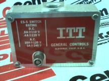 GENERAL CONTROLS ELECTRONICS ES5