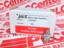 MICRO LASER SYSTEMS FC5-532-T