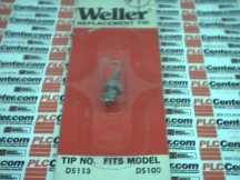 WELLER DIVISION COOPER TOOLS DS113
