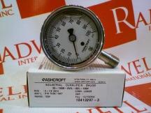 ASHCROFT 25-1009-SWL-02L-1000