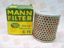 MANN FILTER C75