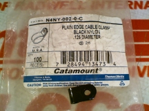 CATAMOUNT CORPORATION N4NY-002-0-C