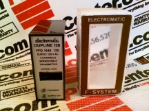ELECTRO MATIC FFD-1440-120