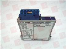 MTL INCORPORATED MTL4048