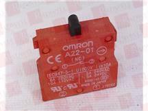 OMRON A22-01