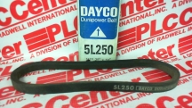 DAYCO POWER WEDGE 5L250
