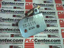 ITW SWITCHES 72-1175