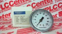 ASHCROFT 25W-1005-H-02B-100