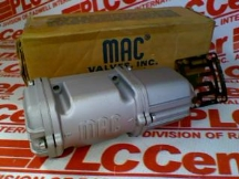MAC VALVES INC 501F-01-2