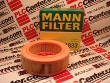 MANN FILTER C1833