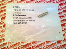 LEMO FFA.00.250.NTAC29