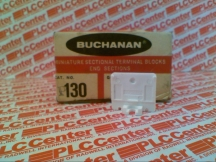 BUCHANAN TERMINAL BLOCKS P130