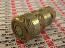 QUICK COUPLING DIVISION FF-371-6FP