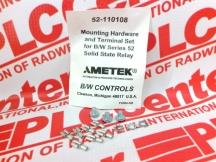 BW CONTROLS 52-110108