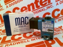 MAC VALVES INC 111B-511JJ