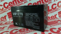 UNIVERSAL POWER UB1270