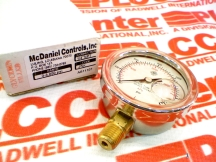 MCDANIEL CONTROLS JN-GF