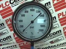 ASHCROFT 60-1220S-02L-2000