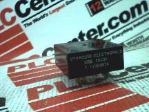 SYRACUSE ELECTRONICS SBS7A131