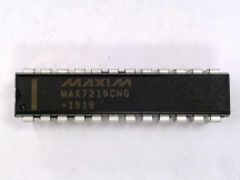MAXIM INTEGRATED PRODUCTS IC7219CNG