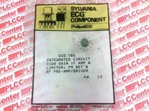 SYLVANIA ECG ECG786