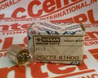 NISSAN 26273-41H00