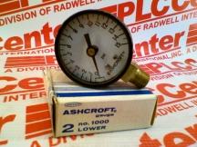 ASHCROFT 20-1000-H-02L-15
