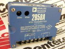 ANALOG DEVICES 2B58A-1-1-02