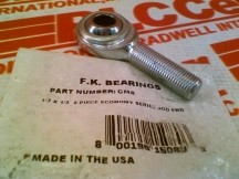 FK BEARING CM8