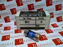 LAWSON FUSES MD10A