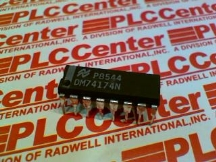 AMERICAN MICROSEMICONDUCTOR DM74174N