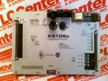 AUTOMATED LOGIC X4106E