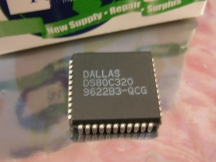 DALLAS SEMICONDUCTER IC80C320QCG