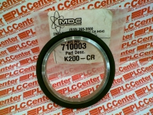 MDC VACUUM PRODUCTS K200-CR