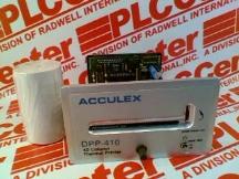 ACCULEX DPP-410