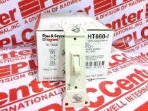 GRENMONT CONTROLS HT660-I