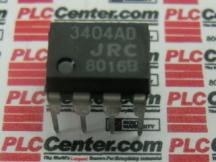 NEW JAPAN RADIO CO IC3404AD