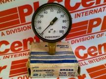 ASHCROFT 25-1005-H-02L-200