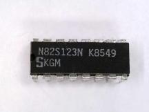 SIGNETICS IC82S123AN