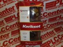 KWIKSET CORPORATION 980-5-SMT-CP