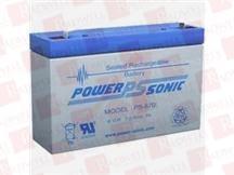 POWER SONIC PS-670