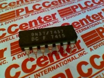 NATIONAL SEMICONDUCTOR 9N37/7437
