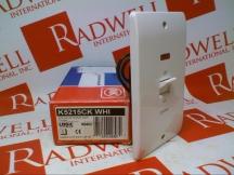 MK ELECTRIC K5215CK-WHI