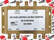 GC ELECTRONICS 324164
